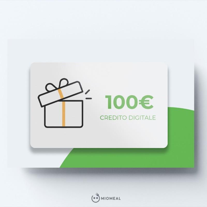 RICARICA 100€